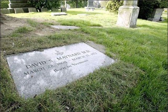Emily's Grave