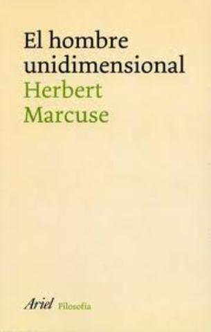 """Exposición del libro """"El hombre Unidimensional"""" y la Teoría Crítica"""