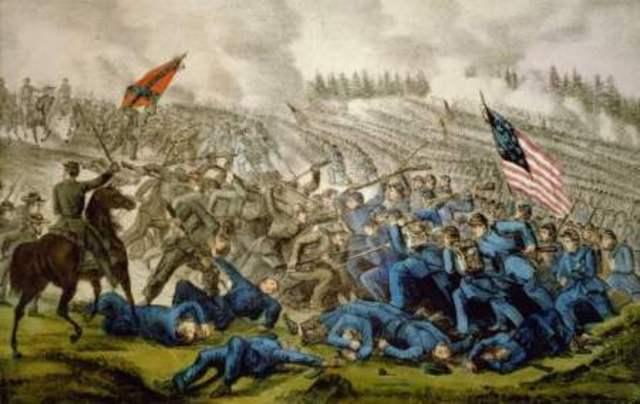 Battle of Petersburg and Richmond