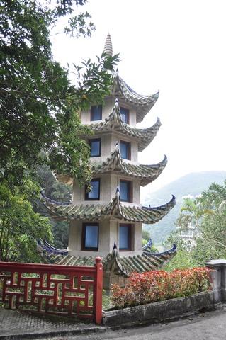 Ho Tung Gardens' Grade 1 was confirmed.