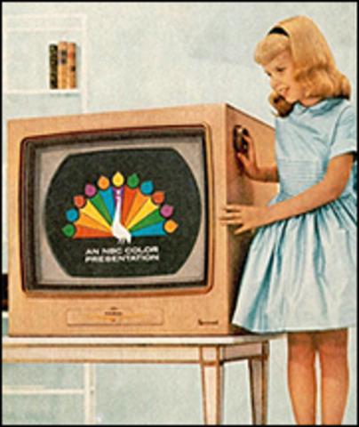 La televisión a color en la educación