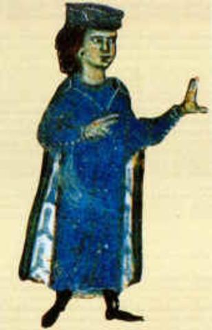 Naixement de Guillem de Peitieu