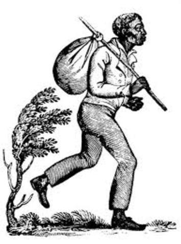 Virginia tightens law on manumission of slaves