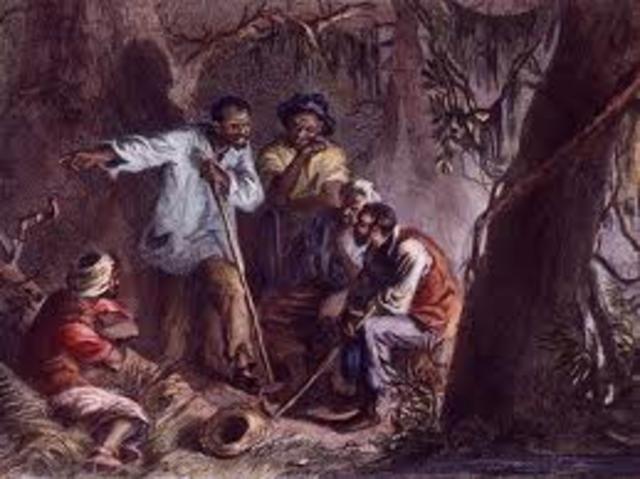 Gabriel Prosser's revolt discovered in Virginia