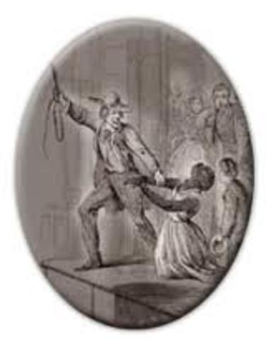 Congress prohibits U.S. participation in the international slave trade