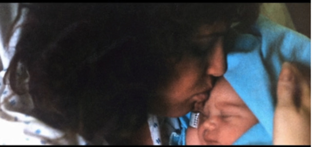 Birth of firstborn