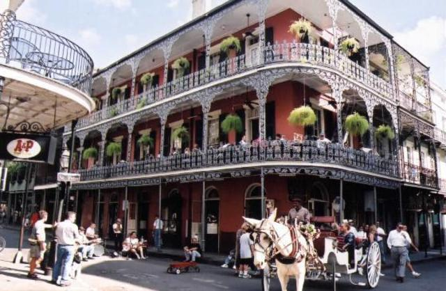 The family moved to New Orleans, Lousiana.