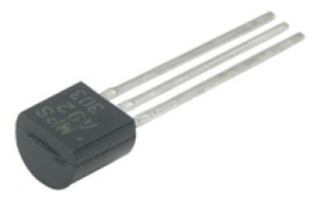 Transistor de unión unipolar o de efecto de campo