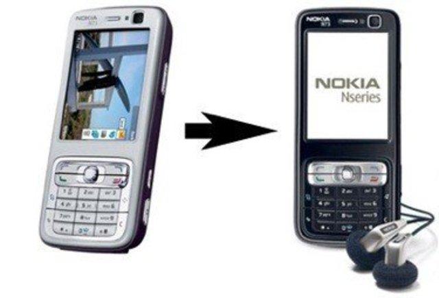 Nokia N-73
