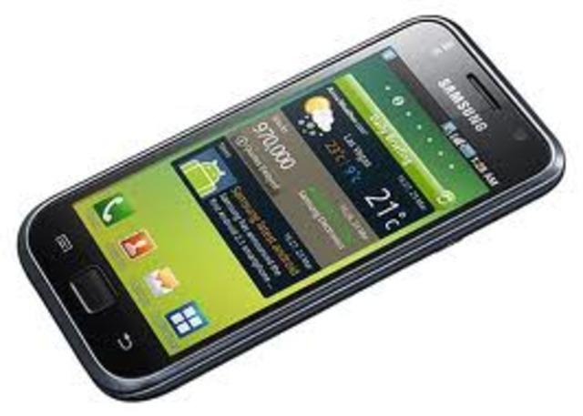 Mi último teléfono móvil,