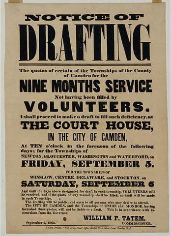 Confederate Drafting!