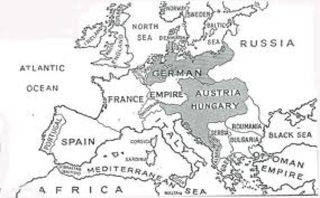Map Before the War