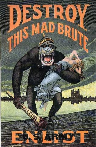 4 Causes of WW1