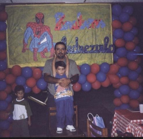 Mi cumpleaños de 4 años
