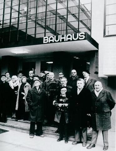Cierre de la Bauhaus