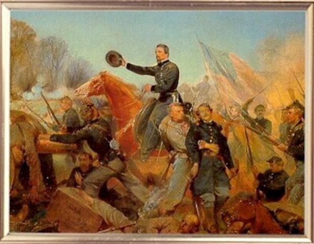 Battle of Spotslyvania