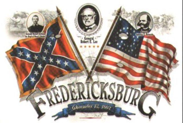 Battle of Fredericksberg