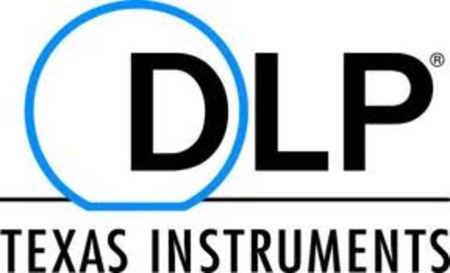 Tecnología DLP para la proyección de imágenes.