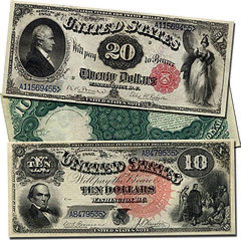 Paper Money (Congress Descision)