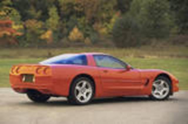 C5 Corvettes