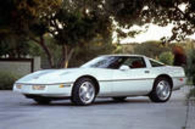 C4 Corvettes - The Scientific Years