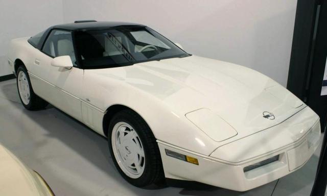 C4 35th Anniversary Corvette