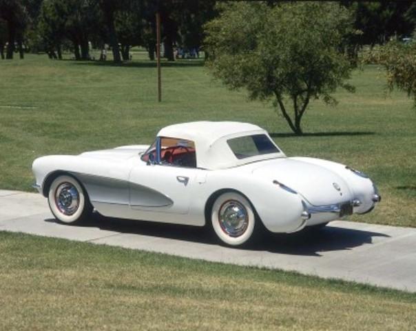 C1 1956 Corvette