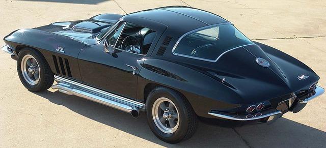 C2 1965 Corvette Sting Ray