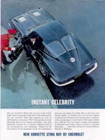C2 1963 Corvette Sting Ray