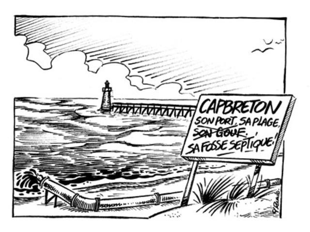 Dragage du Port de Capbreton (Landes)