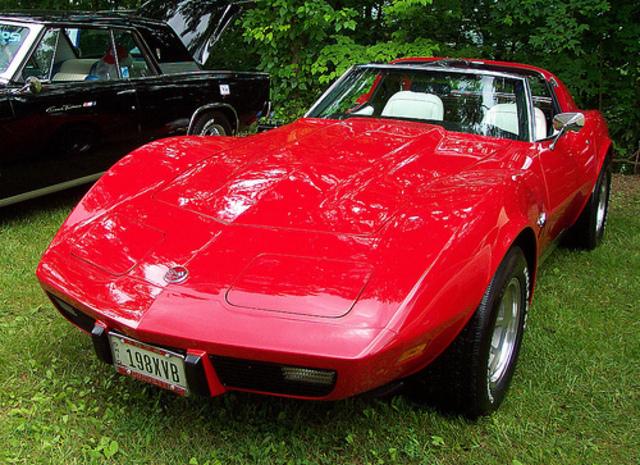 C3 1976 Corvette Stingray