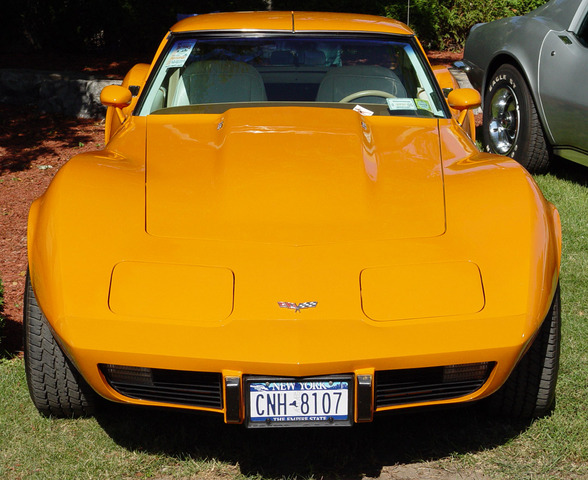 C3 1977 Corvette