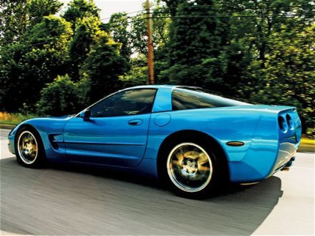 C5 1998 Corvette