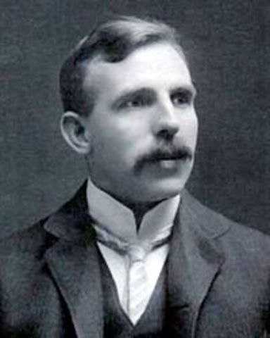 1871- 1937 Rutherford 1909
