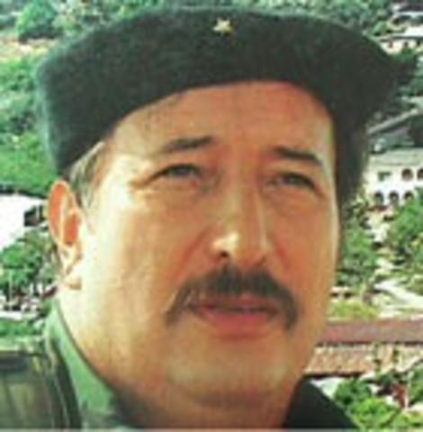Victor Julio Suárez Rojas