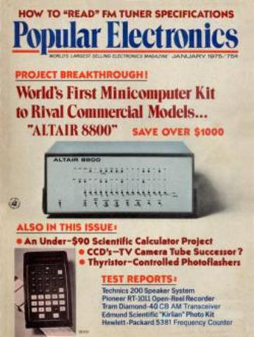 Revista Popular Electronics
