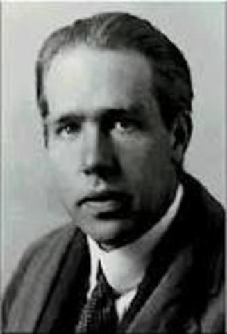 1885- 1962 Bohr