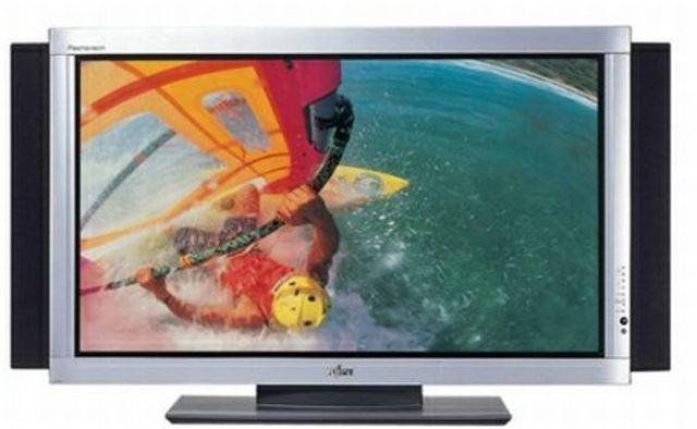 Primer Televisor Plasma por Fujitsu