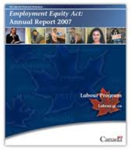 Equity in Employment