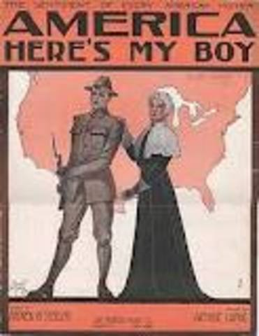 Selective service act 1917
