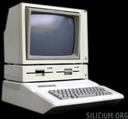 Minicomputadora de 16bits