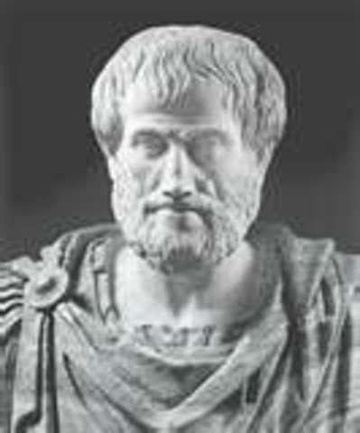 Aristotle 382 BC