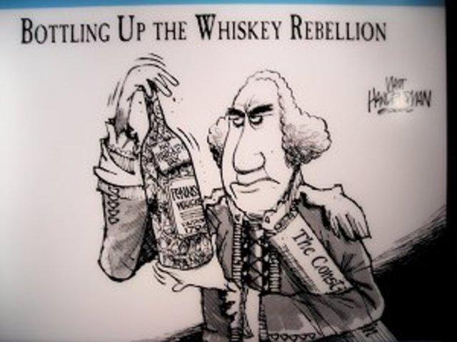whiskey rebeltion