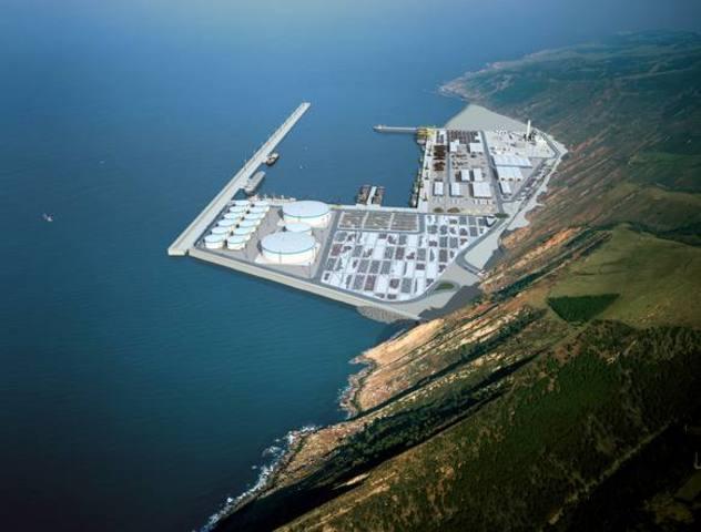 Port de Pasaïa (Espagne)