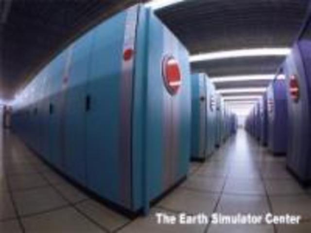 Super Computador EarthSimulator