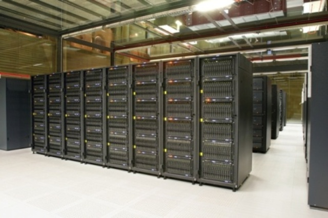 Supercomputador MareNostrum