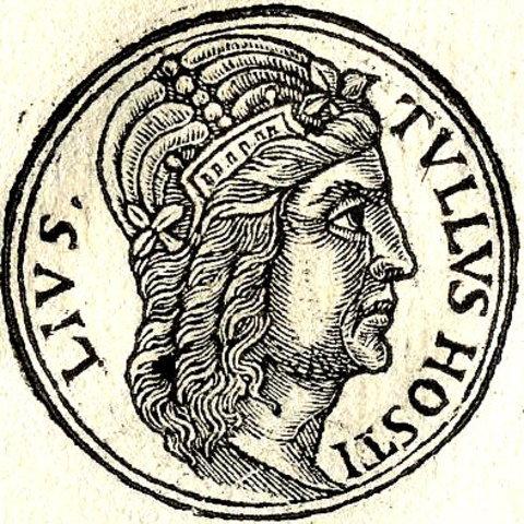 (673-642 BC) Tullius Hositilius