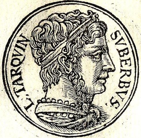 (617-579 BC) Tarquinius Priscus