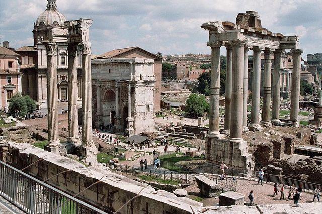 (753-509 B.C) Early Rome