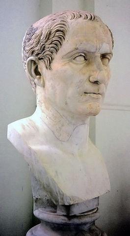 •(100-44 BC) Julius Caesar